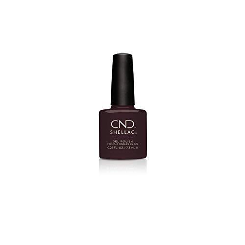 CND Shellac - Dark Dahlia 7.3ml