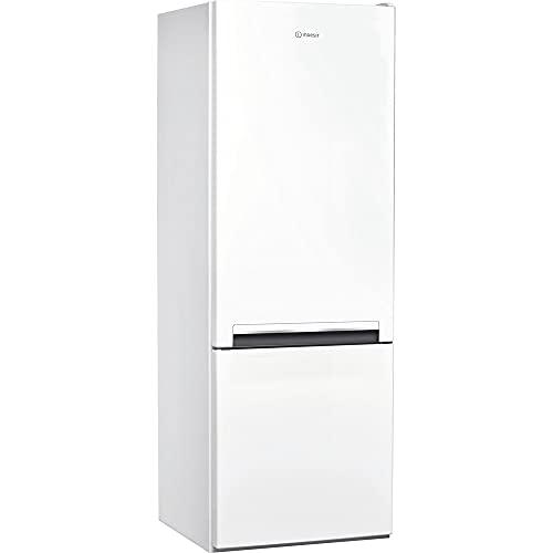 Indesit LI6S1EW Kühl-Gefrier-Kombination, freistehend, 272 l, F, Weiß
