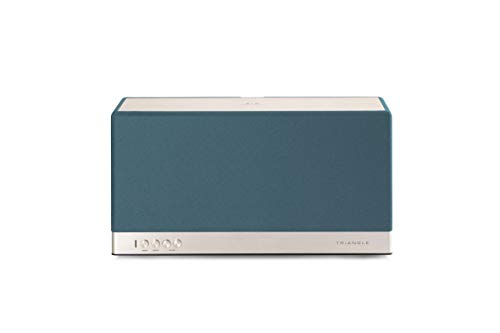Triangle Aio 3 Bluetooth-Lautsprecher WiFi/Multiroom (Smaragdblau)
