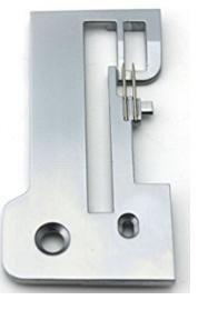 Sew link Cosa de Placa de unión de la Aguja para el Hermano serger overlock máquina de Coser 929d 1034d