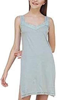 BLAZON Women's Cotton Hosiery Fairy Full Slip (Available Sizes: S, M, L, XL, 2XL, 3XL, 4XL, 5XL)
