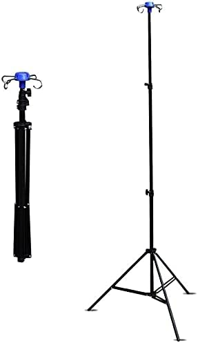 YAOJIA New mail order Medical IV Poles Stand Iv Tripod Pole 4 with Hooks price