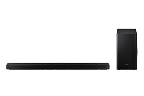 Samsung Q60T/XL 5.1 Channel Soundbar with Wireless Subwoofer (360 W, 9 Speakers, Dolby 5.1)