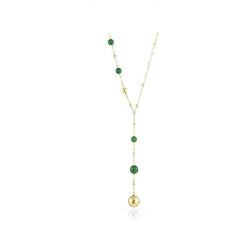 Colección de joyas UNOAERRE: collar, pulsera, anillo.