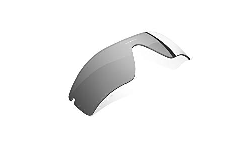 Oakley Unisex Radarlock Path Repl Lens Kit Blckiridpol Ersatzsonnenbrillengläser, Black Iridium, Einheitsgröße