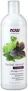 Now Foods Herbal Revival Shampoo - 16 oz. 2 Pack