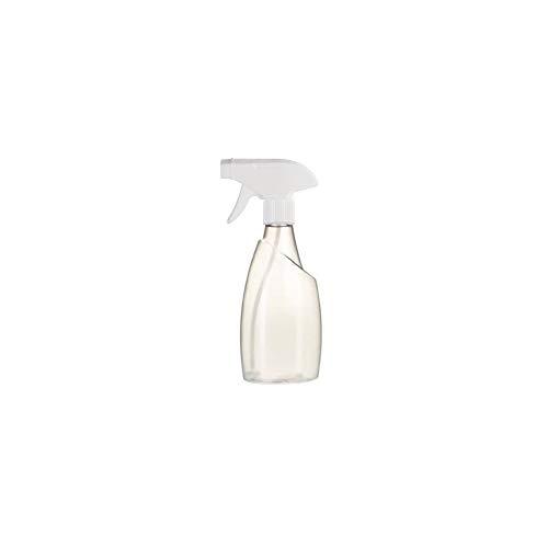 FZTEY Sprühflasche, 0,7 / 700 ml, leeres Wasser, Flüssigkeit, kontinuierliche Reinigung des Barbiers, Behälter, Gärten, Pflanzen, Friseur, Haar, klein, transparent, 1 Stück