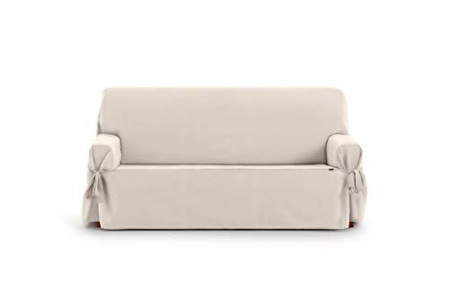 Eysa Levante Funda de sofá, Algodón, Beige, 3 PLAZAS