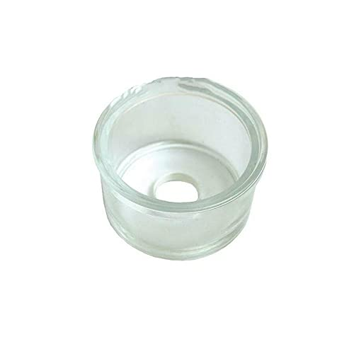 Bombing new work Labconco S.40571 Fuel Bowl Glass Deep Hol - Fits New Max 82% OFF Ford