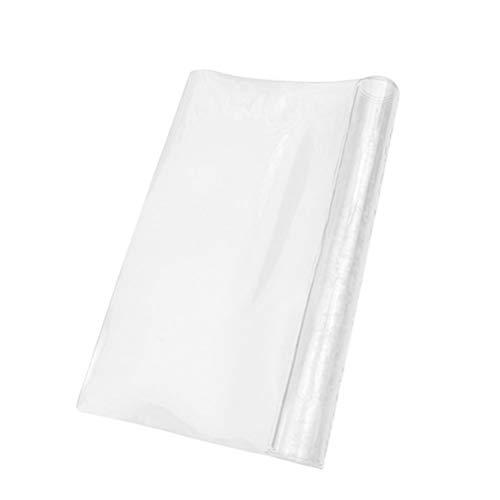 DOITOOL - Protector de mesa transparente para mesa de comedor, escritorio, escritorio, mesa de café, encimera, 1 unidad