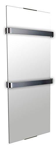 Chemin'Arte 112 - Secca asciugamani decorativo a specchio, 900 W