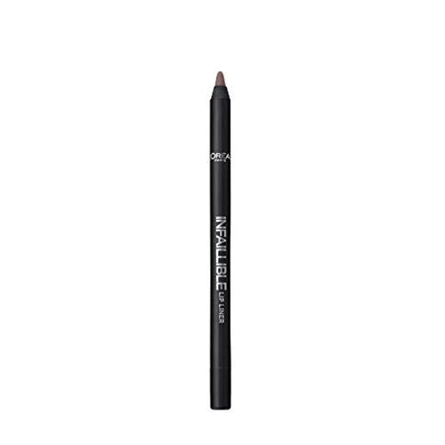 L'Oréal Paris Inillible Lip Liner Crayon Contour des Lèvres 212 Marron Nude