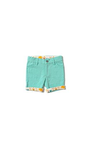Little Green Radicals Shorts de Soleil Turquoise pâle