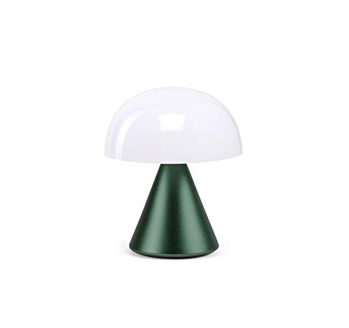Lexon LH60 Mini-Dunkel-LED-Lampe Autonomie: 6 h Dunkelgrün, LH60MDG, Green