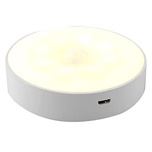 充電式の夜のライト、モーションセンサーの夜のライト、オフ、オフ、キャビネットライト、アイスホッケーライト、寝室の壁ライト、廊下に適しています。,Natural