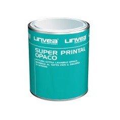 LINVEA - Super Printal Opaco Bianco Lt 4 - Linvea