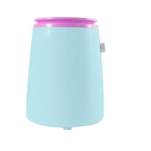 Wasmachine, elektrische mini-compacte 3 kg capaciteit wasmachine centrifuge wasdroger, mechanische bediening, gemakkelijk draagbaar, dus ook ideaal voor kamperen