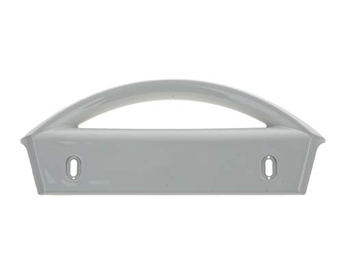 Reme - Tirador puerta nevera Adaptable Zanussi 2236286056 - Color Blanco