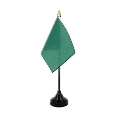 Libyen alt Flagge, libysche Tischflagge 10 x 15 cm, MaxFlags®