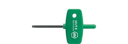Wiha Stiftschlüssel mit Schlüsselgriff TORX® brüniert (01352) T8 x 40 mm