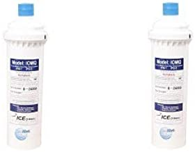 Ice O Matic IOMQ Water Filter (2-(Pack))