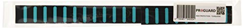 RRP ProGuard Front Stickers-Max Protection-Turquoise Mudguard Adult Unisex, Black, One Size