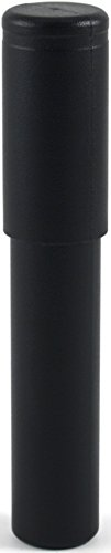 2 Telescoping Airtight Travel Tubes Humidor for Cigars