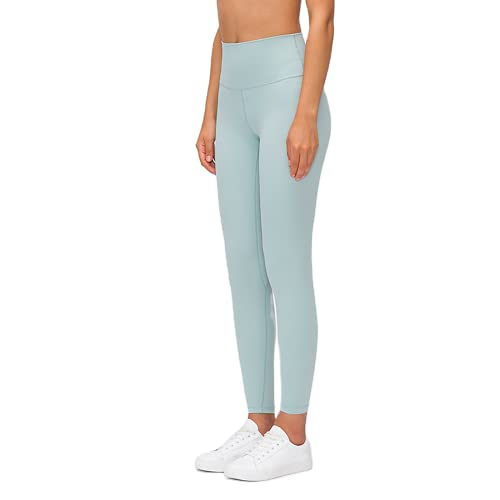 QTJY Las Nalgas de Cintura Alta de Las Mujeres Delgado-cupo los Pantalones Sexy Yoga Funcionamiento de la Gimnasia Pantalones Suaves Flexiones de Ejercicios Celulitis Pantalones de chándal Que M