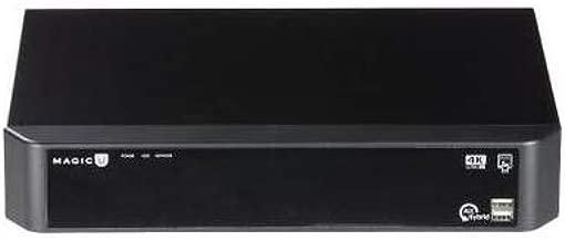 Magic U Series   UVST MAGIC-U16-4M   16CH Octa-Brid DVR System, 4K Output, 8 HDD Slots, eSATA, 16CH Audio, 4MP EX-SDI/HD-TVI Support (NO HDD)