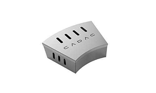Cadac Mini Stainless Steel Curved Chef Smoker Box