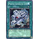 Yu-Gi-Oh! - Photon Generator Unit (DP04-EN021) - Duelist Pack 4 Zane Truesdale - Unlimited Edition - Common