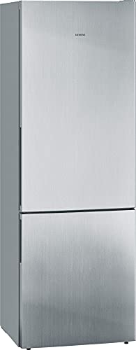 Siemens KG49E4ICA iQ300 Stand-Kühl-Gefrierkombination / C / 163 kWh / 413 l / hyperFresh / LED-Innenbeleuchtung / bigBox