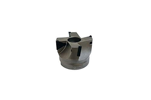 PAULIMOT Messerkopf 50 mm mit 4 Schneidplatten (TiAlN-beschichtet)