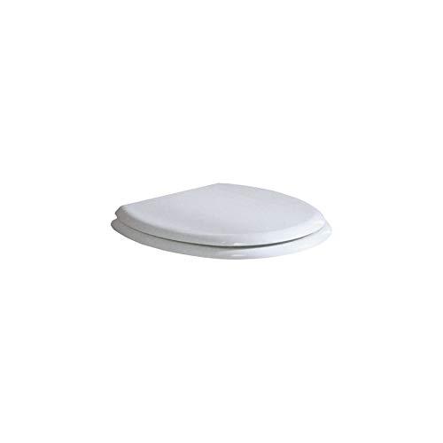 Rak COPRIVASO COPRIWATER termoindurente Bianco Originale Modello Karla Sedile