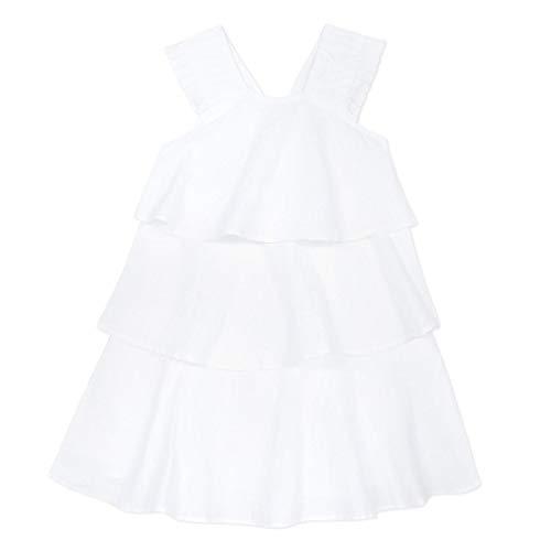Vestido de niño Blanco CQ31035 Blanco 5 años