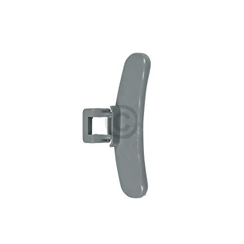 LUTH Premium Profi Parts Deurkruk voor SAMSUNG DC64-01948B grijs voor wasmachine