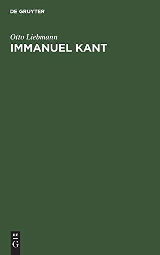 Immanuel Kant: Eine Gedächtnisrede gehalten am 100jährigen Todestage Kants, d. 12. Febr. 1904, vor versammelter Universität in der Collegienkirche zu Jena