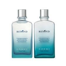 Korean Cosmetics au-delà Homme Fitness Skin Care 2PC Set