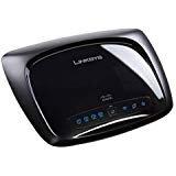 Linksys RangePlus WRT110 802.11n Wireless LAN/Firewall 4-Port Router