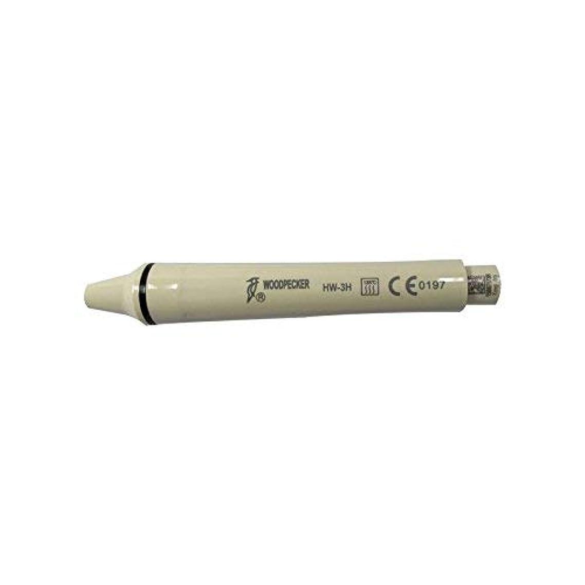 解放疎外落とし穴Woodpecker? 超音波スケーラー用ハンドピース HW-3H UDS(EMSと交換) (HW-3H)