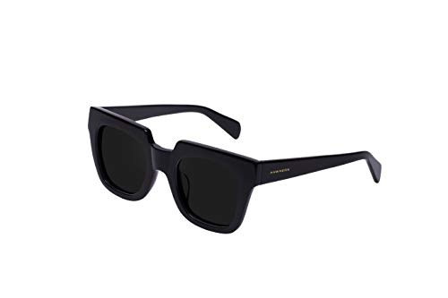 HAWKERS Row Sunglasses, negro, talla única Unisex-Adult