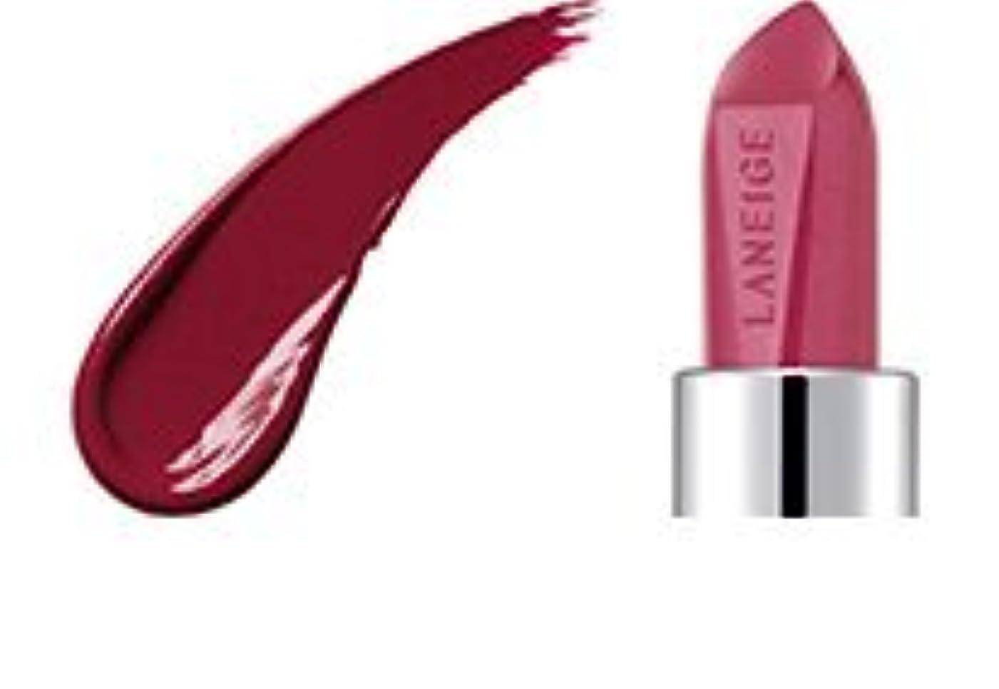 積分昆虫を見る熟読[2017 Renewal] LANEIGE Silk Intense Lipstick 3.5g/ラネージュ シルク インテンス リップスティック 3.5g (#325 Cranberry Red) [並行輸入品]