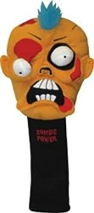 Amazon.com : Zombie Golf Headcover Orange by Winning Edge ...