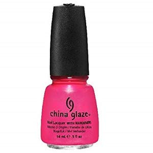 China Glaze Love 's A Beach Nagellack 14 ml