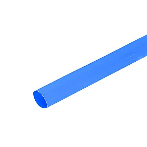 JKGHK Tubo termorretráctil 2: 1 Aislamiento eléctrico Envoltura termorretráctil Funda de Cable para Aislamiento eléctrico Diámetro 5 mm,4mm