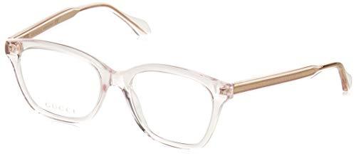 montatura occhiali da vista donna gucci Occhiali da vista Gucci GG0566O PINK 52/18/140 donna