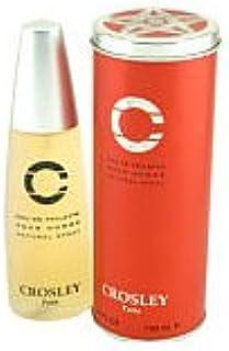 Crosley By Crosley For Men. Eau De Toilette Spray 3.4 Ounces