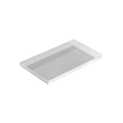 [日本製][送料無料] アクリル板 押出し板 H320mm×W545mm 厚さ2mm カンナー仕上げ アクリルプレート 透明 乳半 白 黒 ガラス プレート act2-32545-hm (乳半)