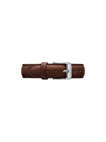 Daniel Wellington Unisex Erwachsene Leder Uhrenarmband DW00200147