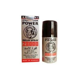 CROWN Strong Lion Power Delay Spray…